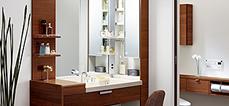 洗面・化粧台のリフォーム