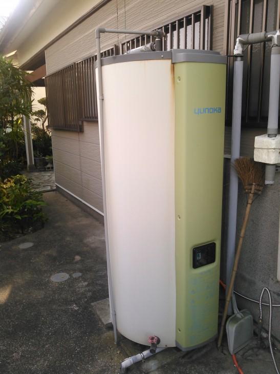 T邸電気温水器